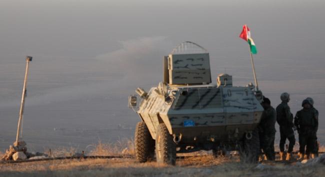Musul operasyonunda 12 köy DEAŞtan geri alındı