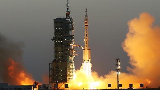Japon uzay mekiği Kounotori son görevi için Uluslararası Uzay İstasyonuna fırlatıldı