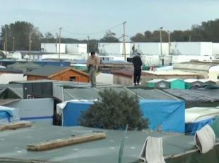 Calais Jungle sığınmacı kampı tahliyeye hazırlanıyor
