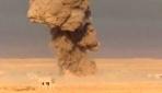 DEAŞ hedeflerine ağır silahlarla saldırı