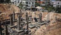 Gazzenin yeniden imarı için yeterli çimento bulunmuyor
