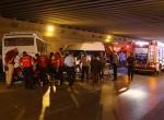 Adanada zincirleme trafik kazası: 15 yaralı