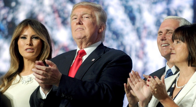 Donald Trumpın eşi Melaniadan erkek muhabbeti yorumu