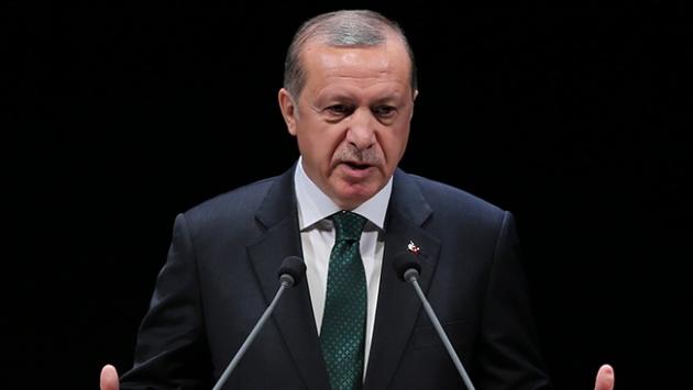 Cumhurbaşkanı Erdoğandan Musul açıklaması