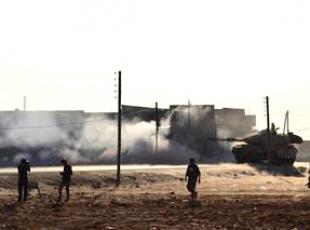 Pişman olup DEAŞtan kaçtılar, güvenli bölgeye sığındılar