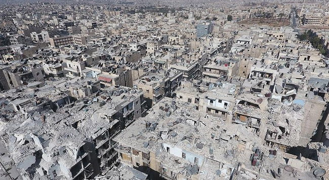 Rusyadan kritik Halep kararı