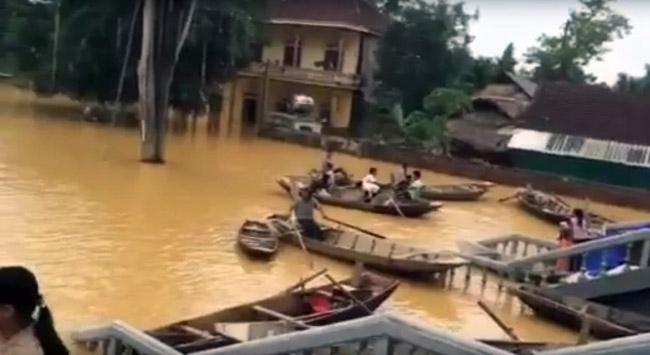 Vietnamdaki selde ölü sayısı 31e yükseldi