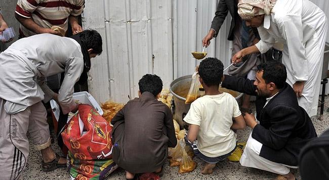 Yemende insani felaket endişesi