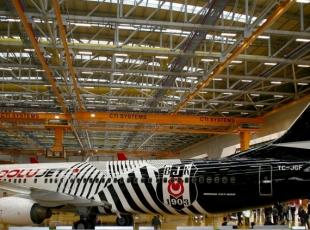 Beşiktaş'a özel uçak