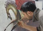 19. TÜRKSOY Ressamlar Buluşması