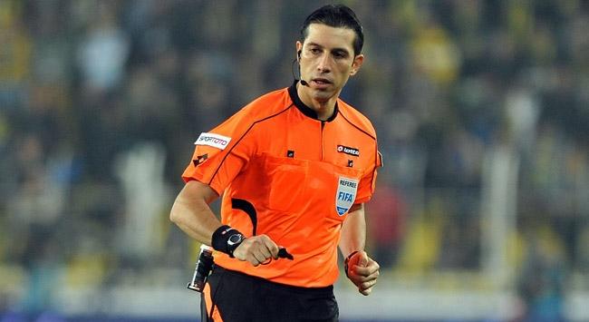 UEFAdan Ali Palabıyıka görev