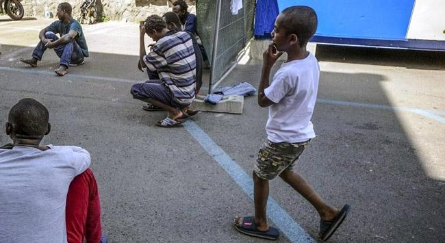 İtalyaya ulaşan refakatsiz çocuk sığınmacı sayısında rekor