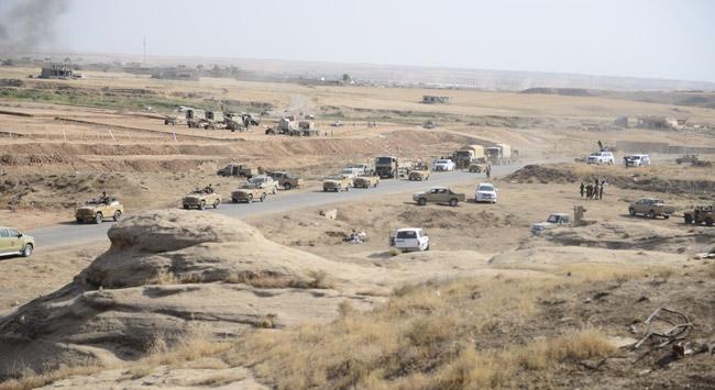 DEAŞın 200 Hud köyü sakinini alıkoyduğu iddiası