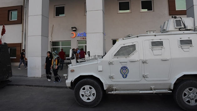 Nusaybinde patlama: 2 kişi hayatını kaybetti