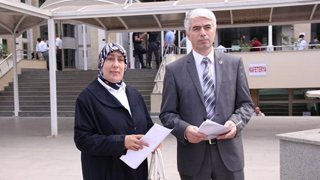 Şehit ailesinden Gülen ve ABDli subaylar hakkında suç duyurusu