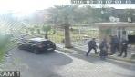 FETÖcü savcı ve eşinin öğrenciyi darp etme anları kameraya yansıdı
