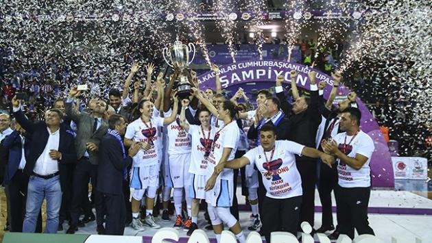 Cumhurbaşkanlığı Kupası Hatay Büyükşehir Belediyesporun