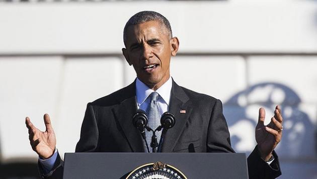 """ABD Başkanı Obamadan """"Musul"""" açıklaması"""