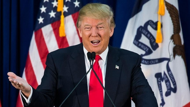 Amerikalı gençlerin yarısı Trump yerine göktaşını tercih etti