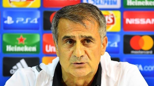 Napoli maçından iyi bir sonuçla ayrılmak istiyoruz