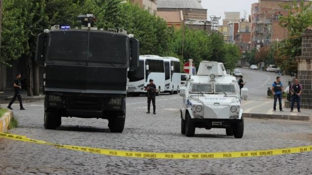 Diyarbakırda 15 köydeki sokağa çıkma yasağı kaldırıldı
