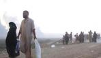 Musulun etrafındaki köylerden kaçış başladı