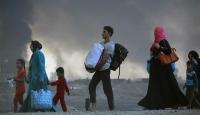 Kuzey Irakta 15 bin kişi yerinden oldu