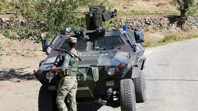 Erzincanda 2 terörist etkisiz hale getirildi