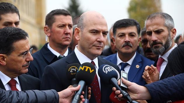 Ankaradaki tedbirleri milletimizin daha rahat yaşaması için alıyoruz