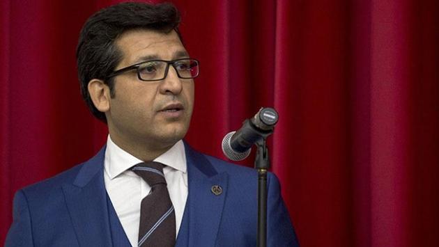 Eski YARSAV Başkanı Arslan gözaltına alındı