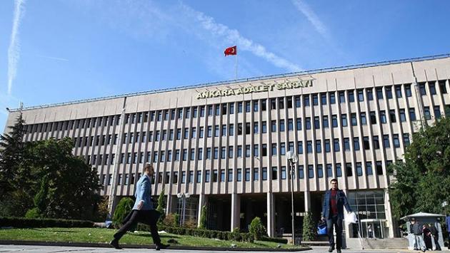 Ankarada 14 hakim ve savcı Bylocktan tutuklandı