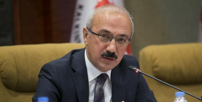 Kalkınma Bakanı Elvan: Milletimiz ne derse o olacak
