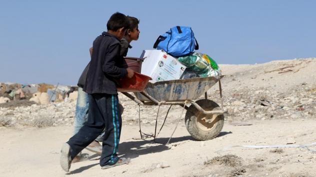 Muhalifler ve siviller Halepi terk etmiyor