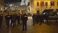 Napoli-Beşiktaş maçı öncesi gerginlik