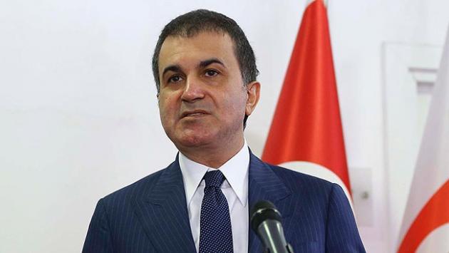 """AB Bakanı Çelikten """"vize serbestisi"""" açıklaması"""