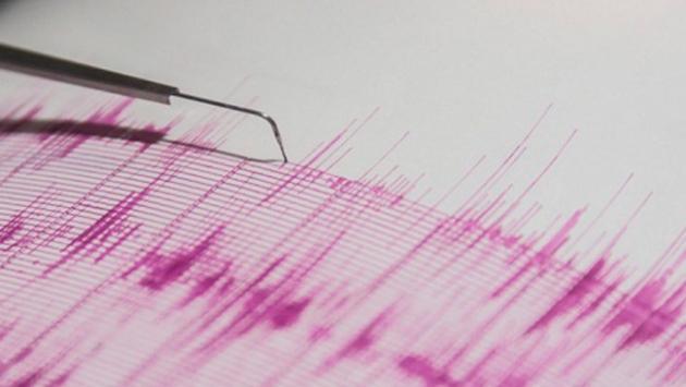 Antalyada 4,3 büyüklüğünde deprem