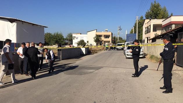 Osmaniyede terör saldırısı: 3 yaralı