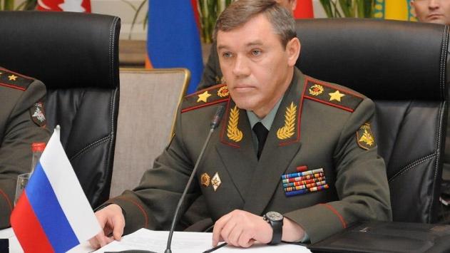 Rusya Genelkurmay Başkanından Musul açıklaması