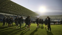 Osmanlıspor Villarreal maçına hazır