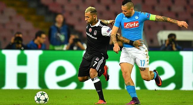 Napoli Beşiktaş Maç Özeti
