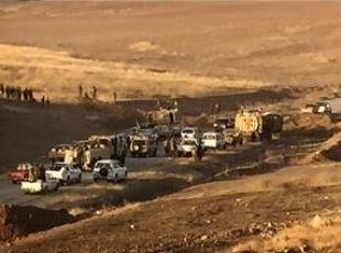 Musulu DEAŞtan kurtarma operasyonu devam ediyor