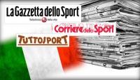 Beşiktaşın Napoli zaferi İtalyan basınında