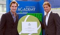 Nadal tenis akademisi açtı