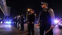 Chicagoda polis protestosu