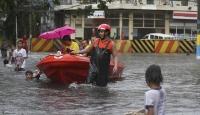 Filipinlerde tayfun 8 can aldı
