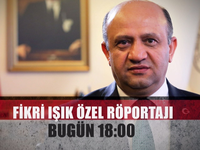 Fikri Işık Özel Röportajı TRT Haberde