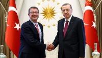 Cumhurbaşkanı Erdoğan Carterı kabul etti