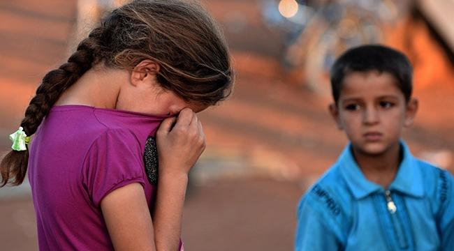 Suriyede 2 milyona yakın çocuk okula gidemiyor