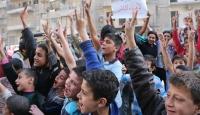 Halepliler kenti terketmedi