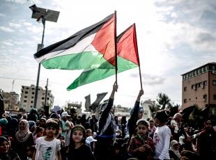 Gazzedeki İslami Cihad Hareketinin 29. kuruluş yılı